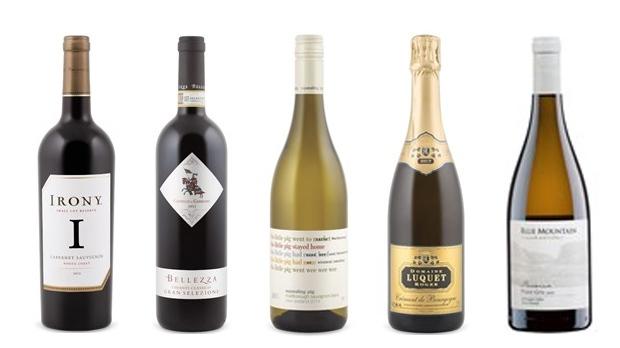 Natalie MacLean's Wines of the Week for August 31