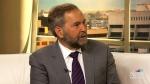 CTV Saskatoon: One-on-one with Tom Mulcair