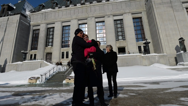 Doctor-assisted death Supreme Court decision