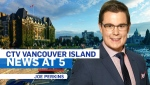 CTV News at Five Joe Perkins