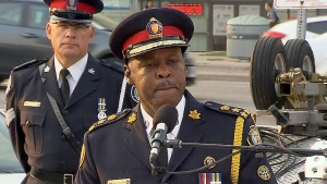 Ontario officials discuss tough new traffic laws