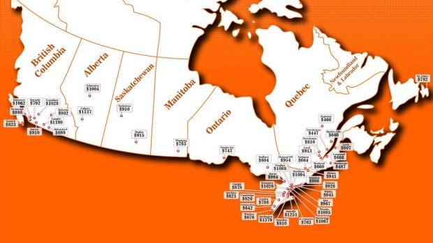 Infographic: RentSeeker.ca