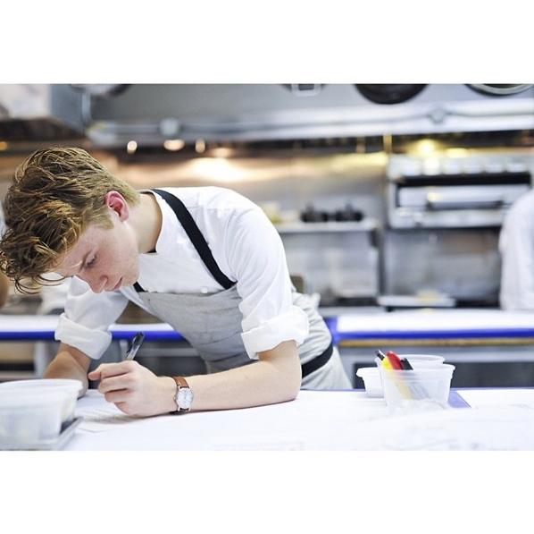 Chef Flynn McGarry