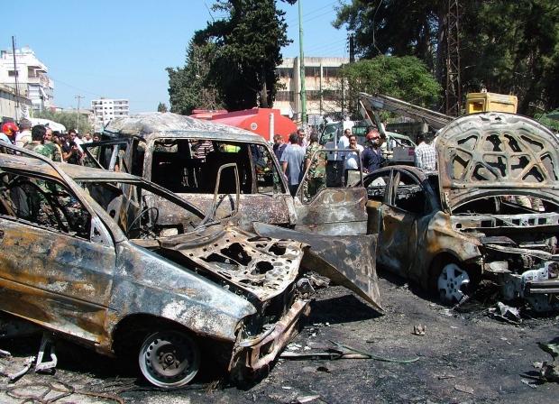 Syria, car bomb