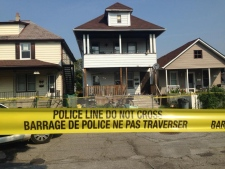 Second Brant St homicide