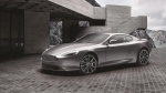 The Aston Martin DB9 GT Bond Edition