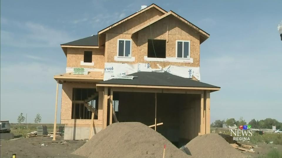 CTV Regina: Residential building permits rise