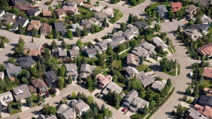 Governments across the country should ease up regulations to level out a housing supply and demand imbalance across the nation, according to a new study.(THE CANADIAN PRESS/Jonathan Hayward)