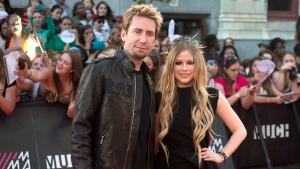 CTV News Channel: Avril and Chad spilt
