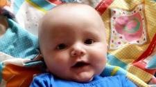 Amber Marce's son Kolten