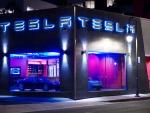 A Tesla Store in Los Angeles, Calif. (Tesla Motors)