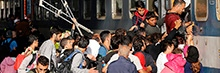 European Union deals with influx of migrants