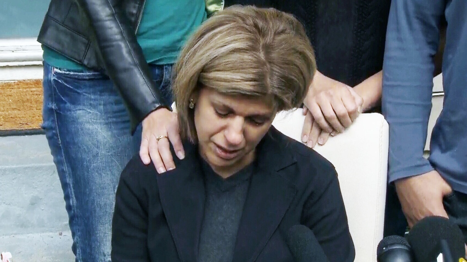 Tima Kurdi, aunt of drowned Syrian boys.