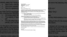 Fatima Kurdi letter