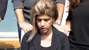 Tima Kurdi, aunt of Syrian boys