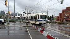 Edmonton's new Metro LRT line