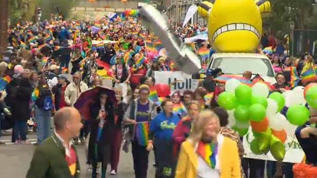 2015 Calgary Pride Parade