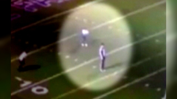 High school students suspended over ref attack