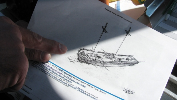 Researchers capture 3-D images of historical shipwrecks in Lake Huron