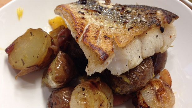 Now You're Cooking: Pickerel