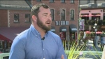 Innes Ward councillor Jody Mitic confessed he was struggling with an alcohol addiction in an interview with CFRA's Evan Solomon Tuesday. (File photo)