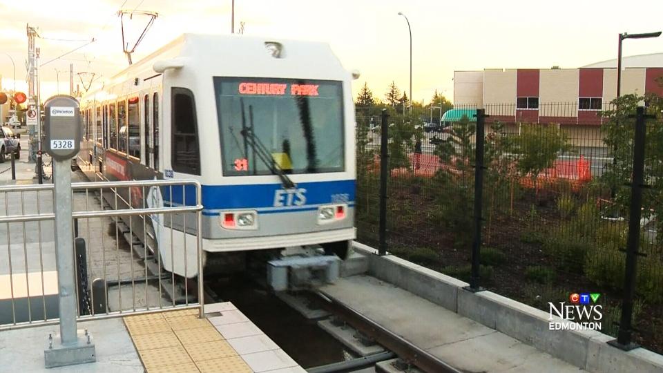 City Line Avenue >> Few issues arise as Metro LRT Line heads through first rush hour | CTV News