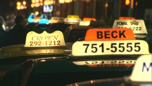 beck taxi asks city to lower fares
