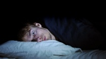 People genetically predisposed to insomnia may have an increased risk of heart failure, stroke and coronary artery disease, according to new research.(Vlue/shutterstock.com)