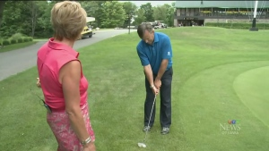 CTV Ottawa: Golf Tips: Learning to chip