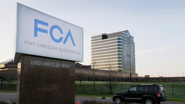 Fiat Chrysler earnings soar on North American performance