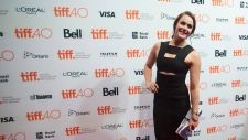 Tessa Virtue attends a TIFF soiree