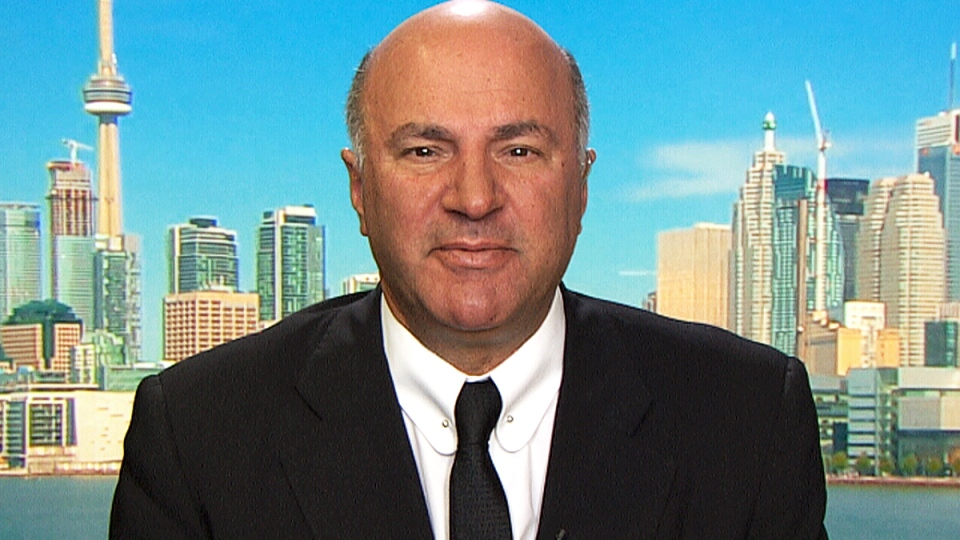 CTV business commentator Kevin O'Leary