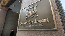 Hudson Bay Company store in Toronto
