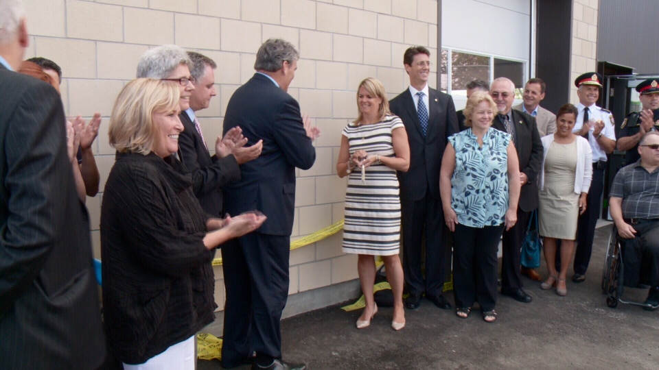 New trades training centre for at-risk youth opens