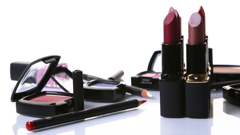 Cosmetics are seen in this file photo. (Yeko Photo Studio / shutterstock.com)