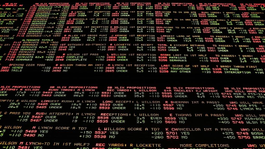 Super Bowl proposition bets