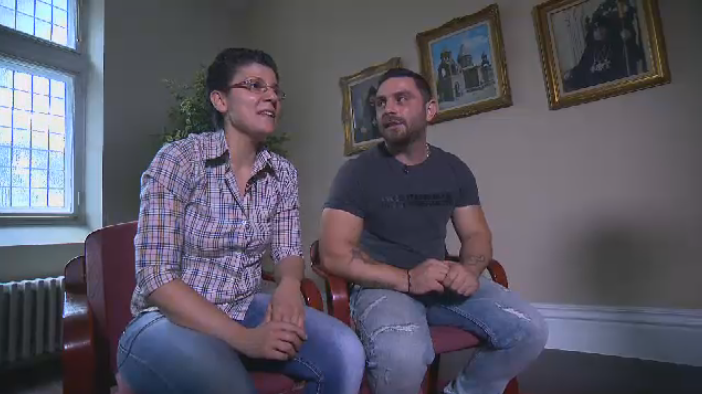 Ani Mardiros and Avo Koushkerian