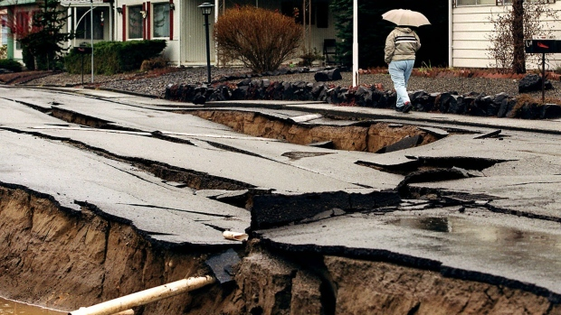 Earthquake alert system developing in USA