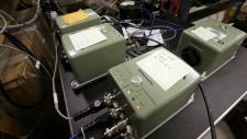 Earthquake monitors at University of Washington