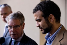 Omar Khadr bail restrictions eased