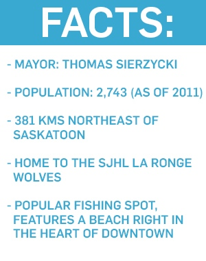 La Ronge facts