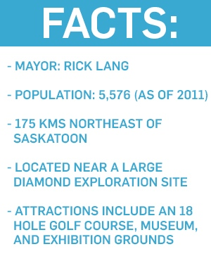 Melfort facts