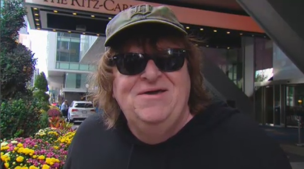 Michael Moore's advice for Toronto: 'Fix the traffic'