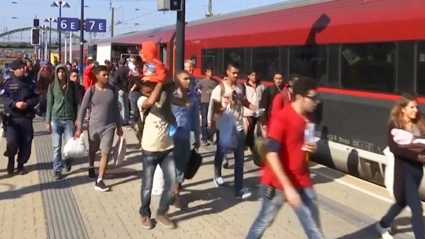 Germany slows down migrant processing