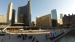 Toronto City Hall is seen in this 2015 file photo. (George Stamou / CTV News)