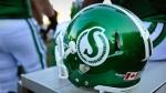 Saskatchewan Roughriders  helmet (Twitter/@sskroughriders)