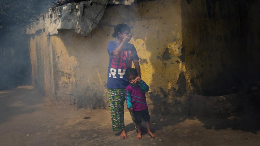 Dengue outbreak in India