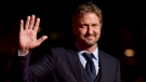 Day 6 <br /> <br />Actor Gerard Butler poses for photographs on the red carpet for the new movie 'Septembers Of Shiraz ' during the 2015 Toronto International Film Festival in Toronto on Tuesday, September 15, 2015. (Nathan Denette / THE CANADIAN PRESS)