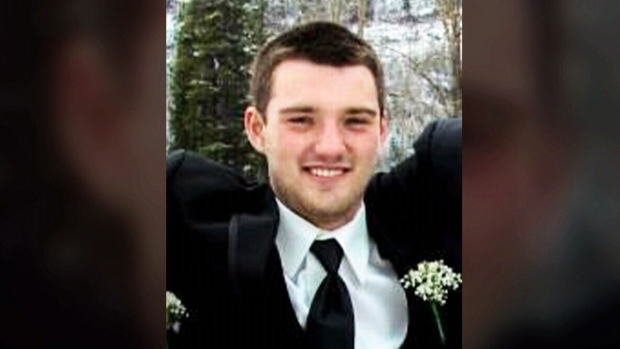 Derek Saretzky is seen in this undated photo.