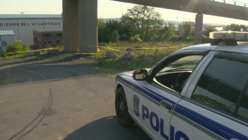 The body of 36-year-old Catherine Campbell was discovered in a wooded area east of Barrington Street at North Street near an overpass that leads to the Macdonald Bridge.